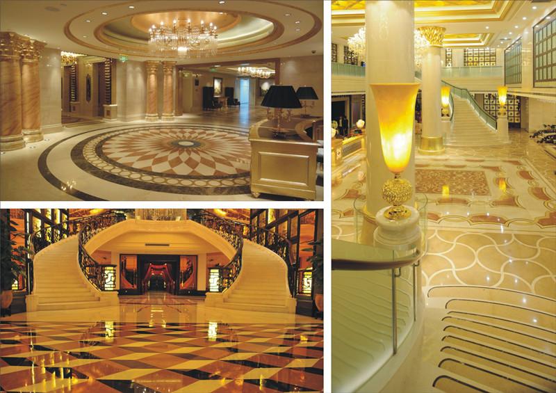 高端工程供应商,五星级酒店石材供应,龚美华,龙美达