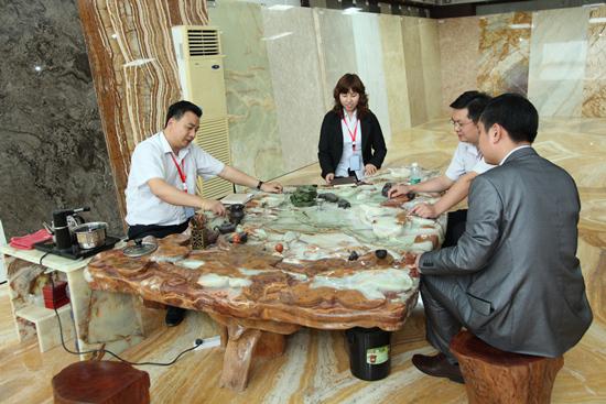 龙美达深圳公司办公场景
