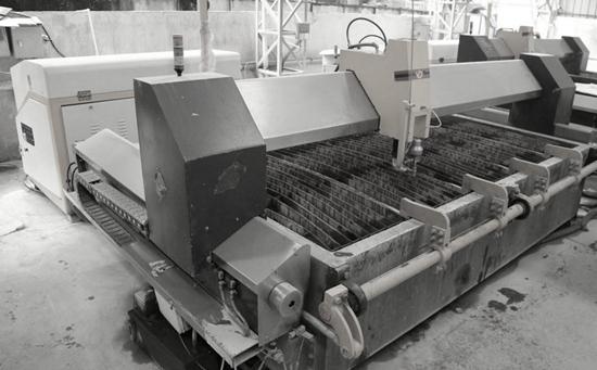 石材加工机械设备