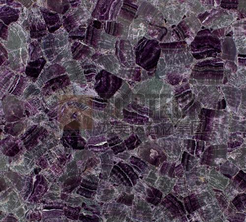 紫萤石Purple Fluorite
