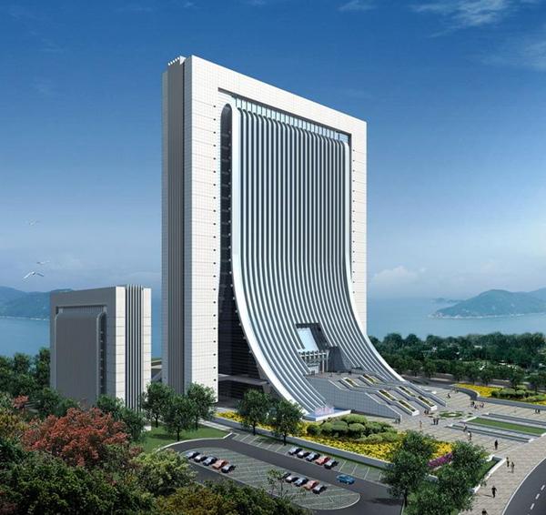 厦门海关业务办公楼