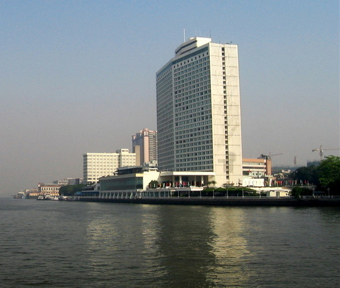 广州白天鹅宾馆